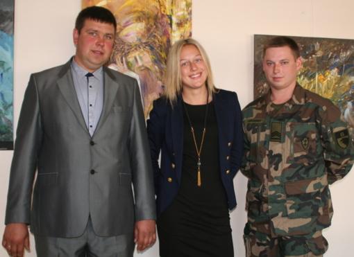 Pagerbti labiausiai nusipelnę Radviliškio krašto jaunimo atstovai