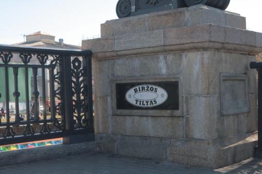 Klaipėdoje bus keliami Biržos ir Pilies tiltai