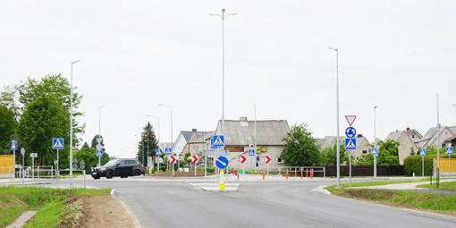 Kretingos J. Jablonskio gatvės ir Žemaitės alėjos rekonstrukcijai skirta 940 tūkst. eurų