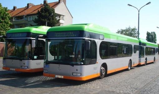 Keisis autobusų maršrutų važiavimo trasos