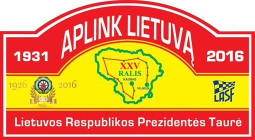 """Ralio """"Aplink Lietuvą 2017"""" dalyviai skrieja per Šiaulių regiono miestus (akimirkos iš Radviliškio)"""