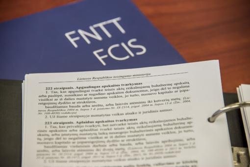 FNTT nebus jungiama su kitomis tarnybomis