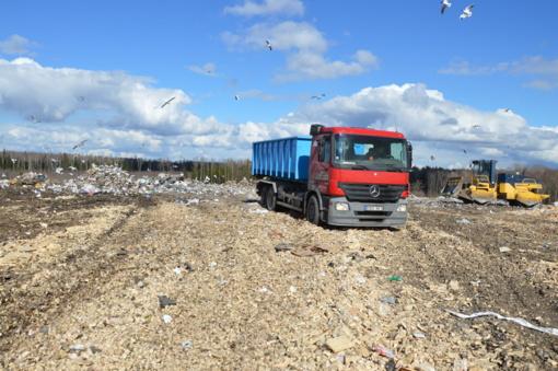 Siūloma nustatyti, kad atliekų susikaupimo norma būtų skaičiuojama tik pagal gyventojų skaičių