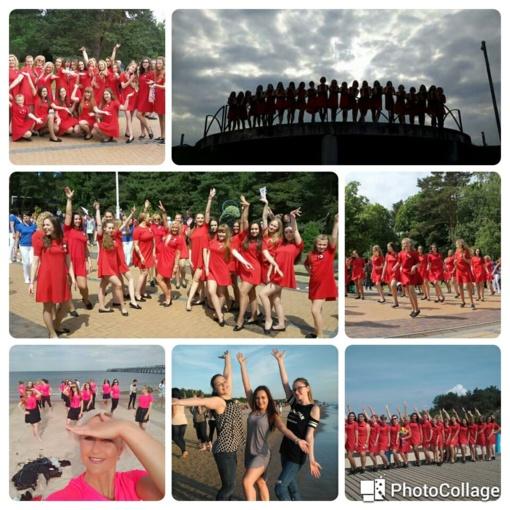 """XII Tarptautinis Linedance festivalis Palangoje """"Draugystės tiltas 2017"""""""