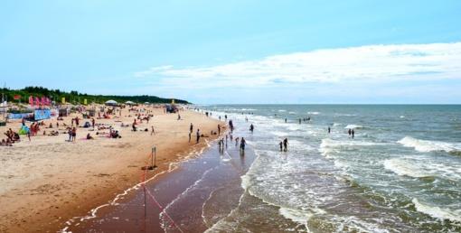 Lietuvos Baltijos jūros vandenyse užfiksuota didelė teršalų dėmė