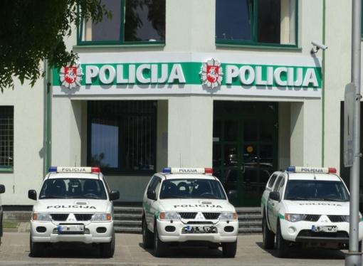 Alytuje neblaivus vyras sužalojo du policininkus