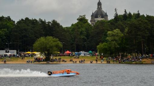 Vandens formulių F2 lenktynių atgarsiai: pilotai į Kauną greičiausiai dar sugrįš