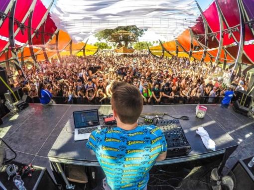 Vasara su trenksmu: didžiausi muzikos festivaliai Latvijoje ir Estijoje