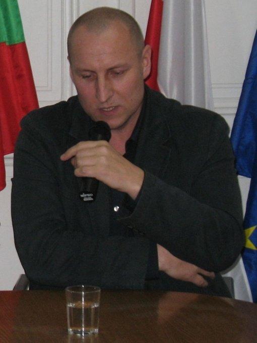 S. Dovydėno premija skirta rašytojui S. Parulskiui