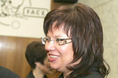 Kauno socialdemokratams iki rugsėjo pabaigos tebevadovaus laikinoji pirmininkė