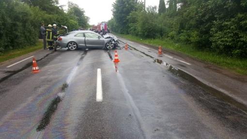 Savaitgalį Lietuvos keliuose sužeistas 41 žmogus, žuvo 19-metė