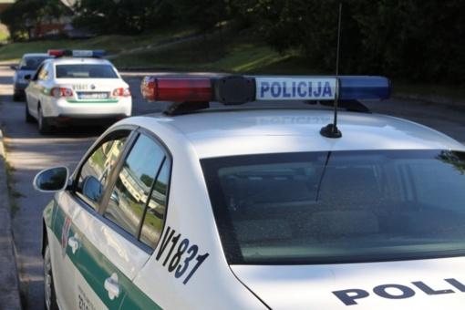 Kauno rajone per avariją nukentėjo trys nepilnamečiai