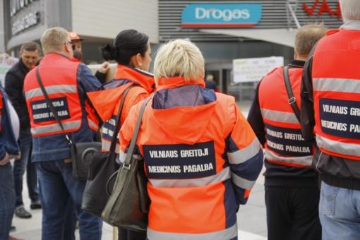 Vilniaus Greitosios pagalbos stoties vadovo pareigų netenkantis T.Rodzas apskundė konkurso rezultatus