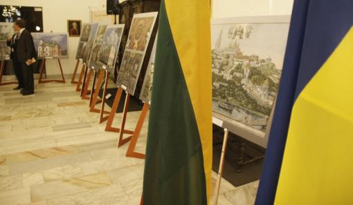 Vilniuje bus aptariamos Lietuvos ir Ukrainos bendradarbiavimo perspektyvos