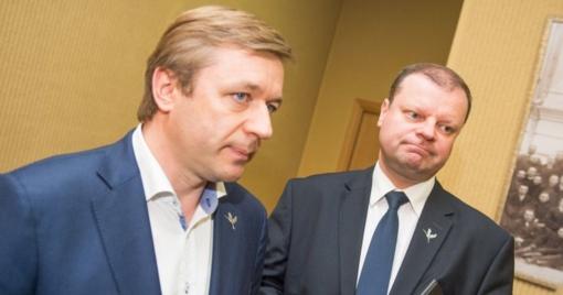 """Lietuviai nepritaria Darbo kodeksui – premjero ir """"valstiečių"""" reitingas smunka"""
