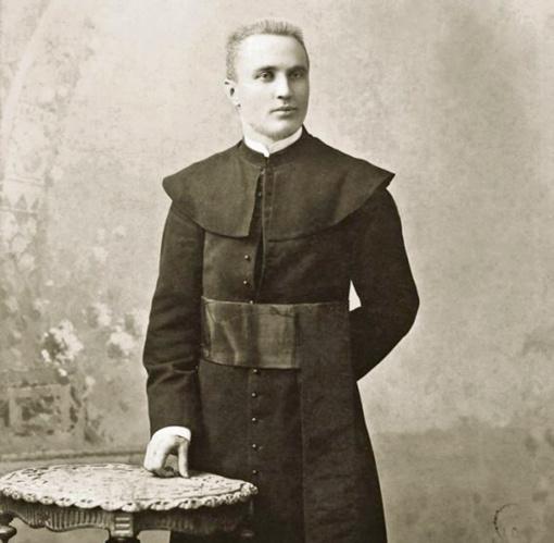 Kunigui rūpėjo ir lietuviška malda, ir nepriklausomybė