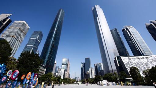 Greičiausias liftas pasaulyje pasiekia 1,260 m/min. greitį
