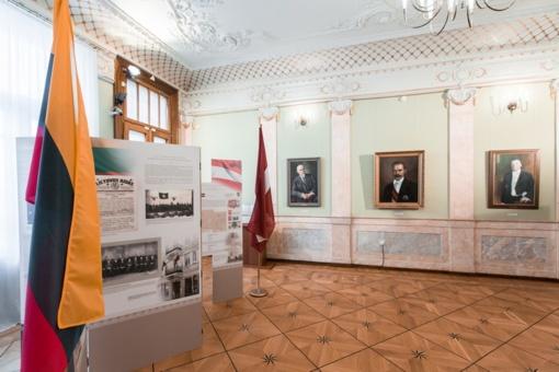 Muziejų kelias pažintį su Vasario 16-osios kūrėjais ir puoselėtojais tęsia Aukštaitijoje