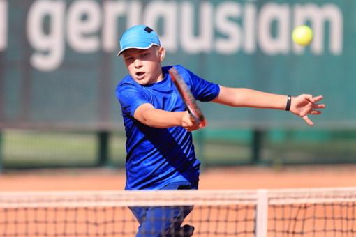 Vilniuje pasibaigė Lietuvos dvylikamečių teniso čempionatas (GALERIJA)