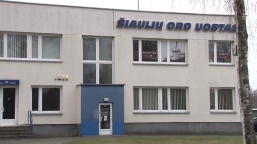 """Savivaldybė išskėstomis rankomis laukia """"Šiaulių oro uosto"""" investuotojų"""