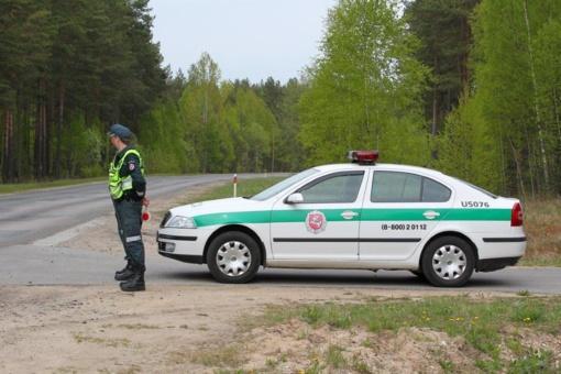 Pilietiška ir drąsi moteris sulaikė neblaivų vairuotoją