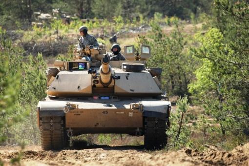 Šiauliuose - didelio masto karinės pratybos