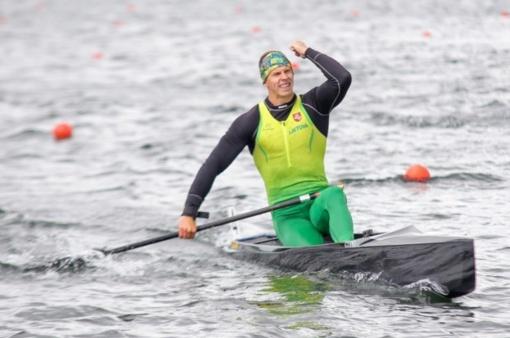 Pasaulio čempionas Henrikas Žustautas tapo diplomuotu mokytoju