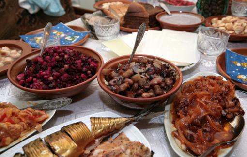 Maitintis ragina įvairiai ir saikingai