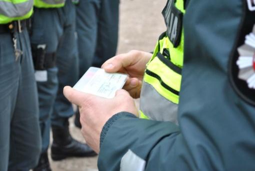 Jonavos rajone – dar daugiau policijos pareigūnų