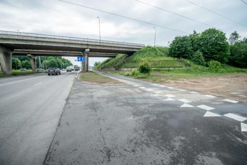 Paprastas sprendimas išsprendė didelę Kauno dviratininkų problemą