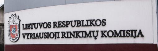 VRK perves socialdemokratams 104 tūkst. eurų dotacijos