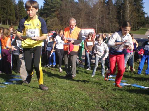 Šiaulių apylinkėse– didžiausios orientavimosi sporto varžybos Lietuvoje