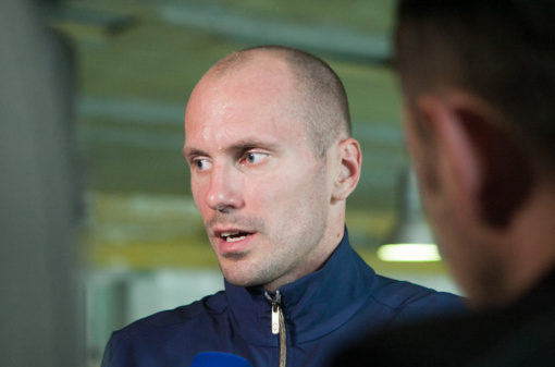 Penkiakovininkas J. Kinderis papildomame fechtavimo etape laimėjo vieną kovą