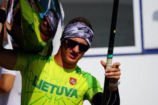 Kanojininkui V. Korobovui - Europos jaunimo čempionato bronza