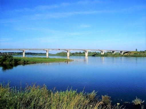 Nemune prie Jurbarko draudžiama maudytis