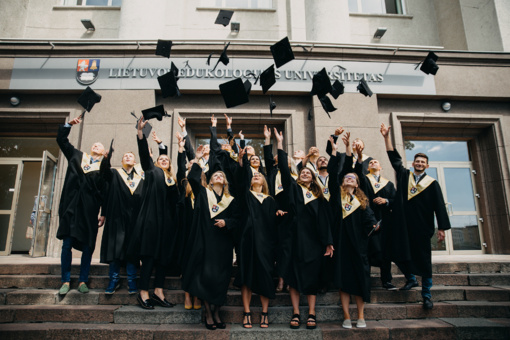 """Ar diplomas suteikia """"supergalių""""?"""