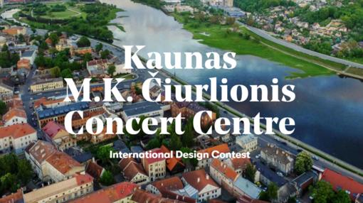 Modernų koncertų centrą planuojantis Kaunas vėl kviečia geriausius pasaulio architektus
