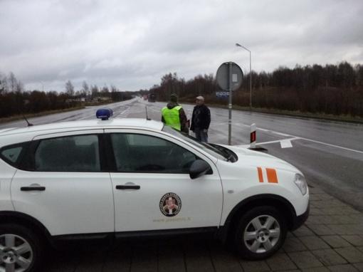 Pasienyje sulaikytas bulgaras turėjo suklastotą Graikijos vairuotojo pažymėjimą