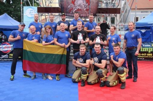Torunėje iškovoti aukso medaliai