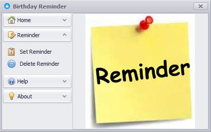Gimtadienių priminimo programa - reklaminis kenkėjas?