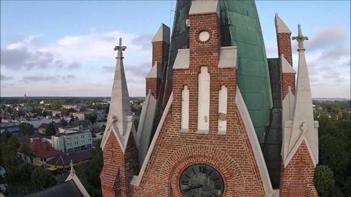 Palangos bažnyčioje – sakralinės muzikos koncetas