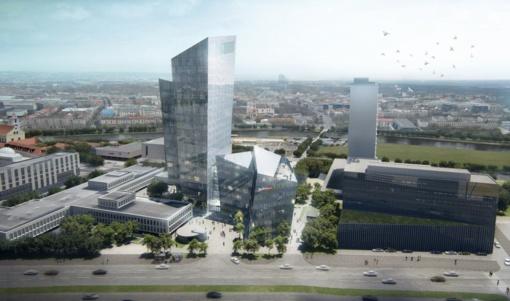 """Taryba """"palaimino"""" pasaulinio garso architekto projektą"""