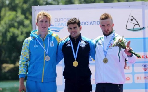 Vadimui Korobovui – Europos bronza!