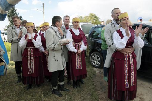 Šventiniai renginiai savivaldybių miesteliuose