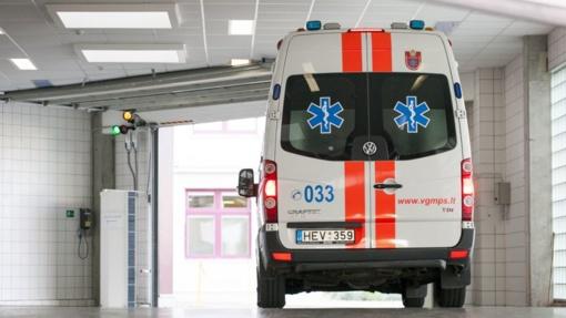 Ligoninėje mirė Zarasuose rasta sušalusi moteris