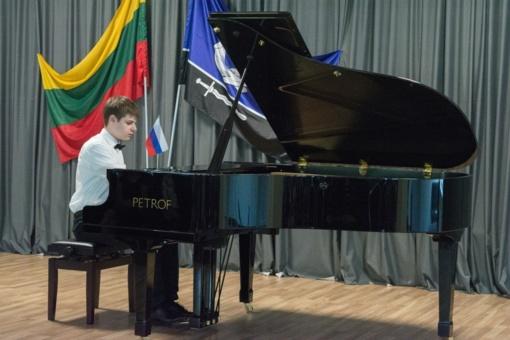 Zarasus užbūrė Dimitrijaus Judino pianino garsai