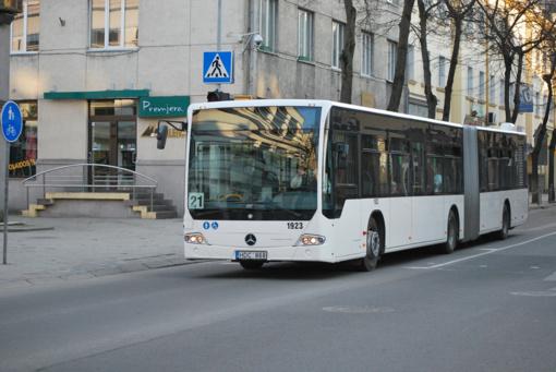 Ar, važiuodami miesto autobusais, gerai žinome keleivių pareigas ir taisykles?