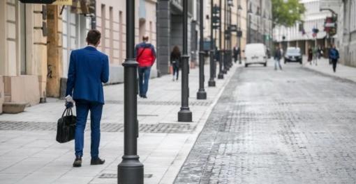 Viena svarbiausių sostinės gatvių padovanota pėstiesiems