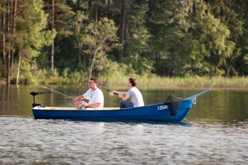 Valstybės dieną visi galės žvejoti nemokamai