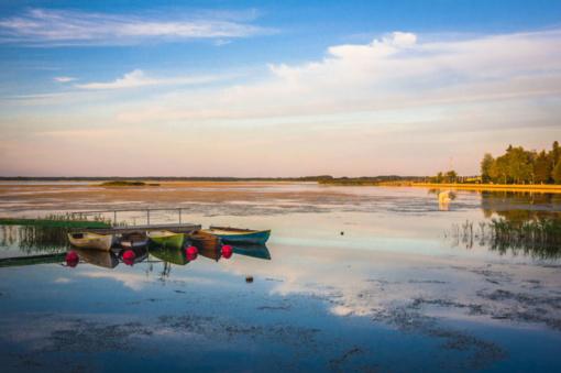 Kuriuose vandens telkiniuose Panevėžio regione maudytis saugu?